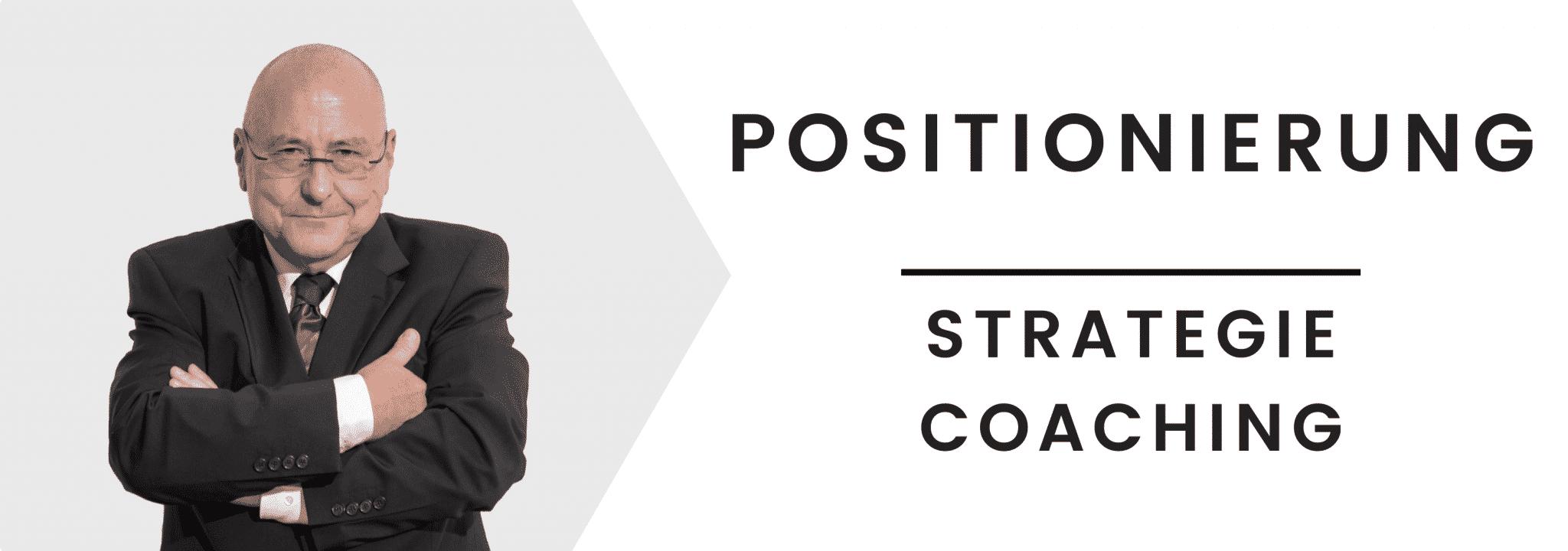 Positionierung Strategie Coaching